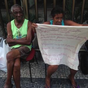 I present the poem I made for Márcia (Rio de Janeiro)